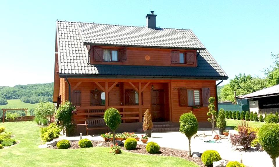 Realizacje domów drewnianych
