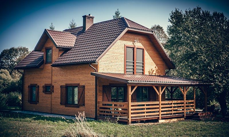 Domy drewniane wielosezonowe - oferta