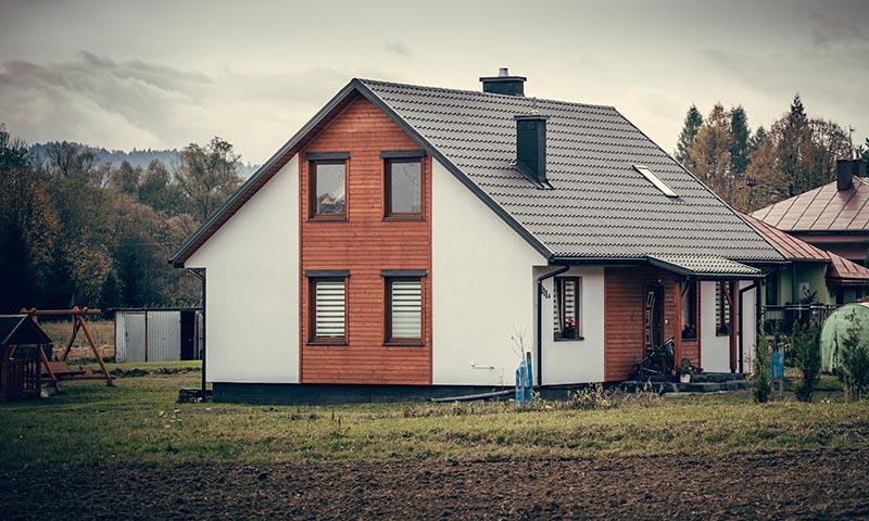 Domy drewniane mieszkalne - oferta